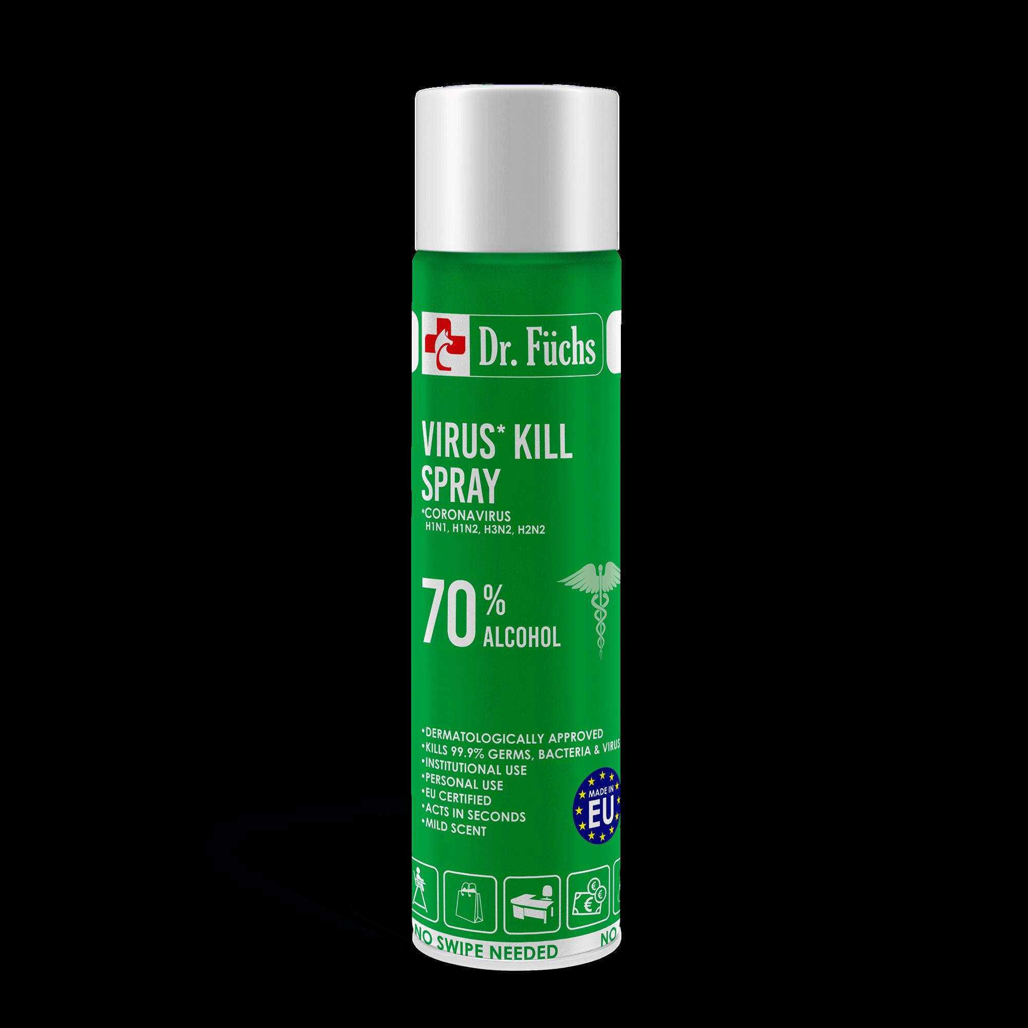 Dr Fuchs virus kill spray 300 ml