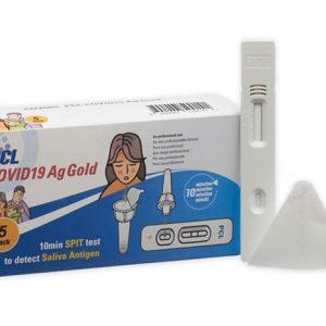 pcl spit test pret - test antigen saliva